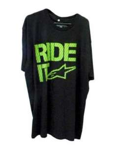CAMISETA ALPINESTARS RIDE IT CARBON