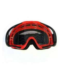 GAFAS CROSS BADS MX 103 ROJO JUNIOR