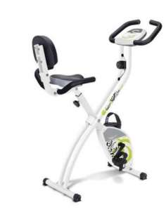BICICLETA ESTATICA PLEGABLE BACK FIT BH FITNESS YF91