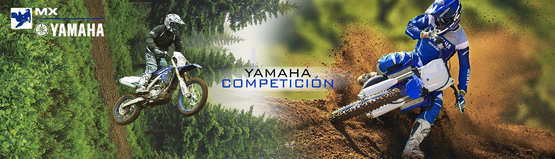 Yamaha COMPETICIÓN