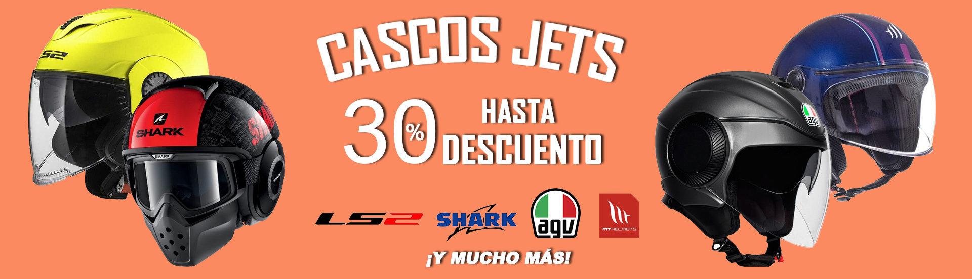 Cascos Jet (Abiertos)