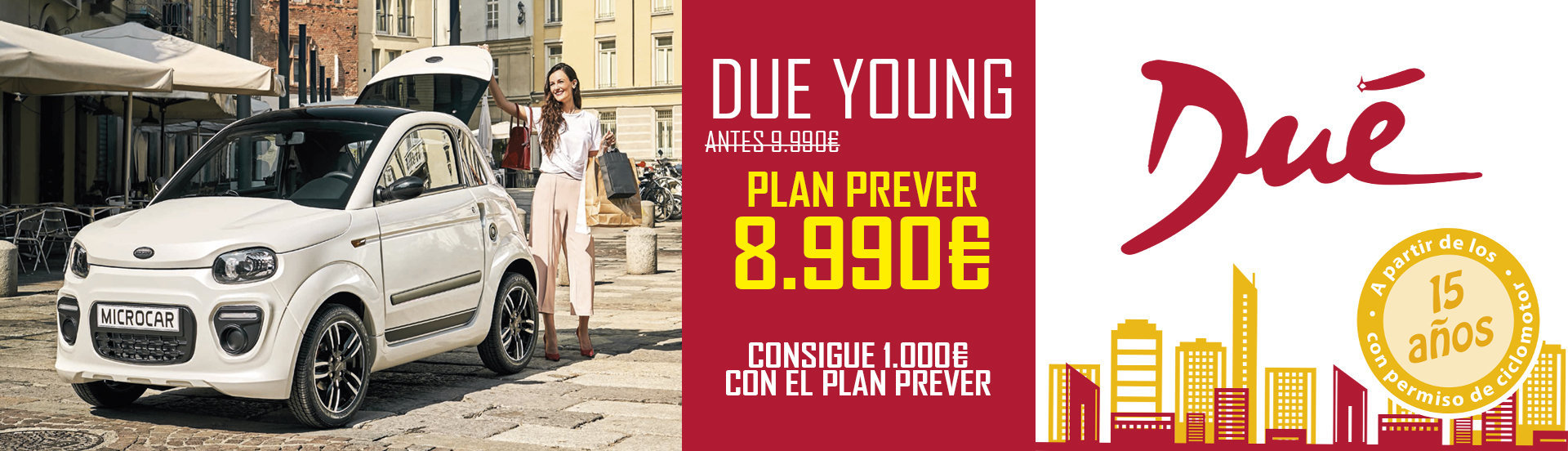 DUE YOUNG