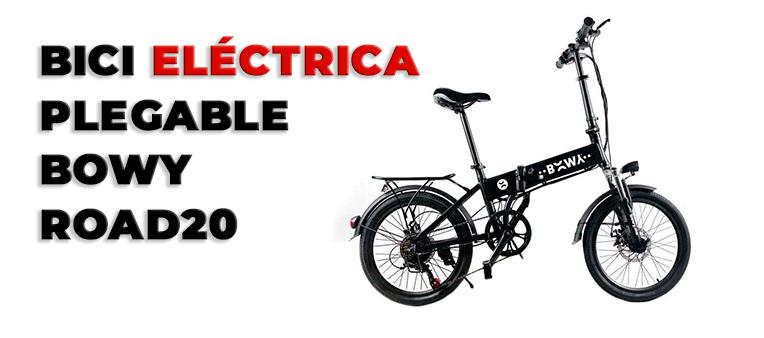 Bici eléctrica BOWY