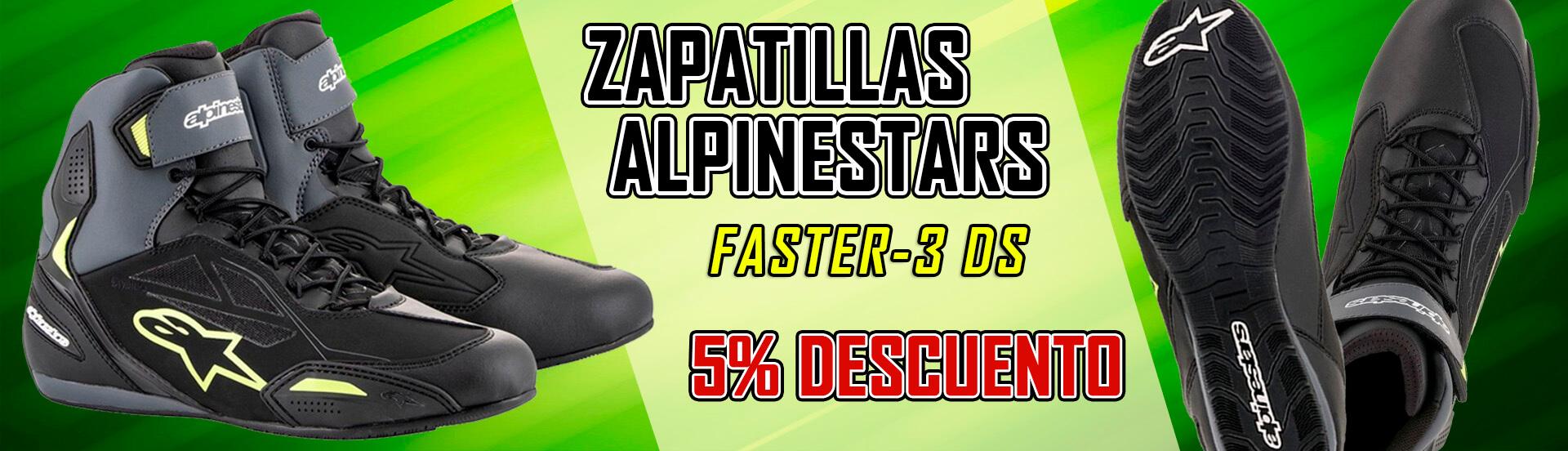 ZAPATILLAS FASTER 3DS