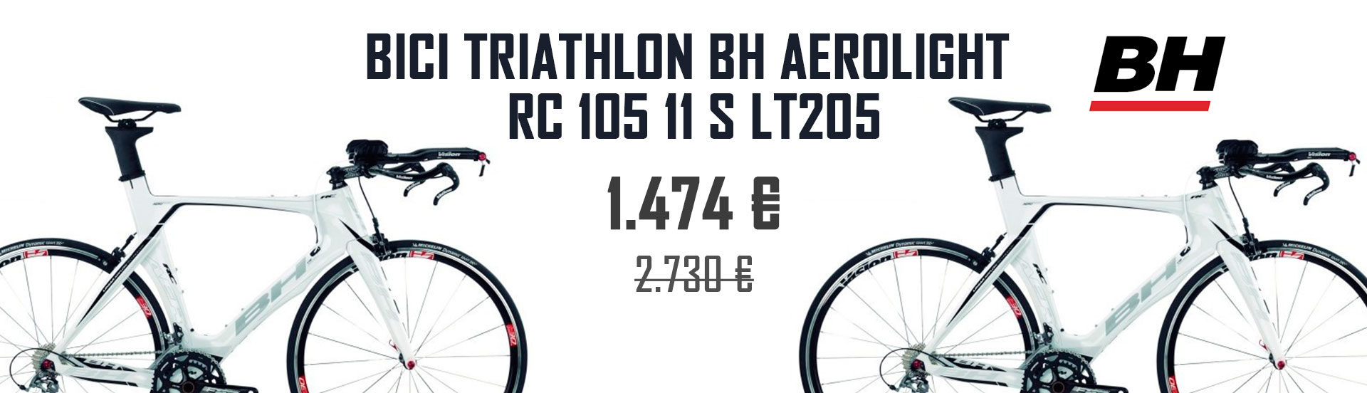 BICICLETA TRIATHLON
