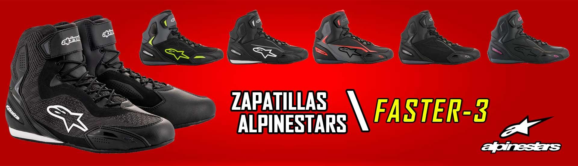ZAPATILLAS FASTER 3