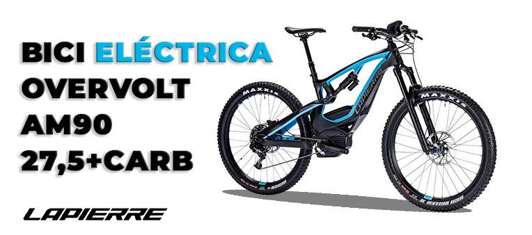 Bici eléctrica LA PIERRE