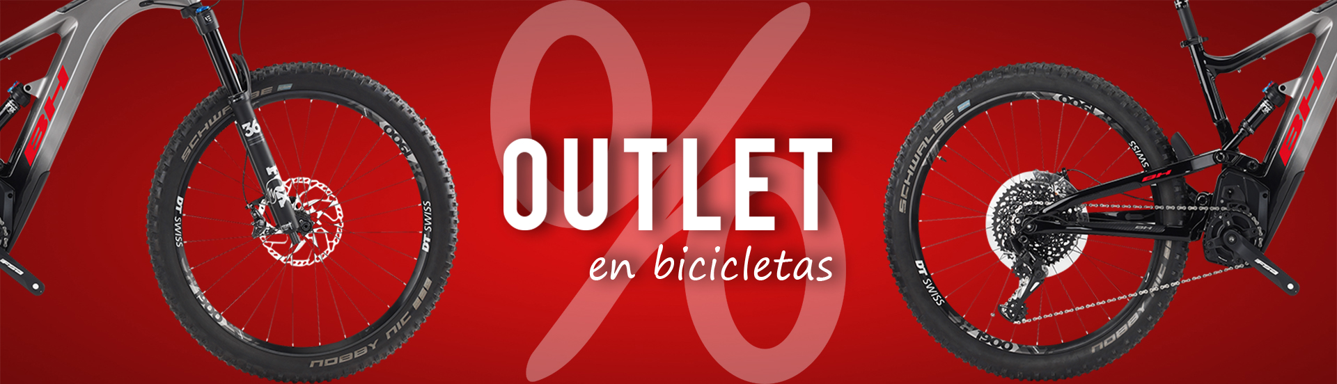 OUTLET BICICLETAS